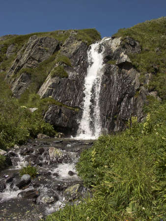 altay: Altay Waterfall