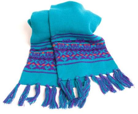 warm double scarf