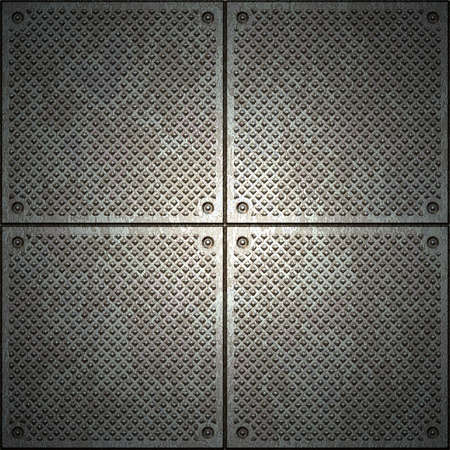 steel sheet: Texture of metal