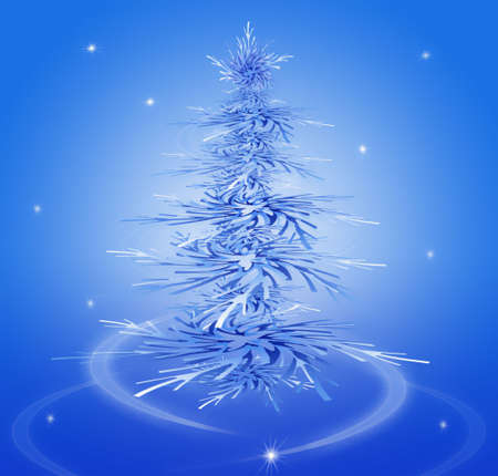 Christmas tree Stock Photo - 1761633