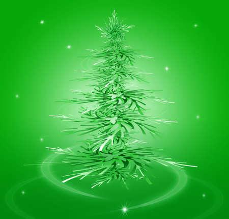 Christmas tree Stock Photo - 1761632