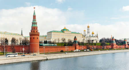 moscow churches: Moscow Kremlin