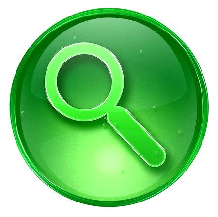 searchengine: search and magnifier icon. With Clipping Path