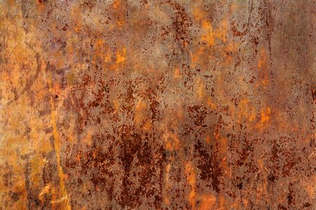 corrosive: Rusty grunge texture