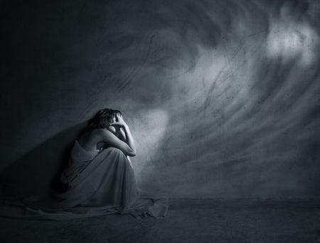 Despair Stock Photo - 3911501