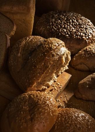 prodotti da forno: Still-life con vari prodotti da forno