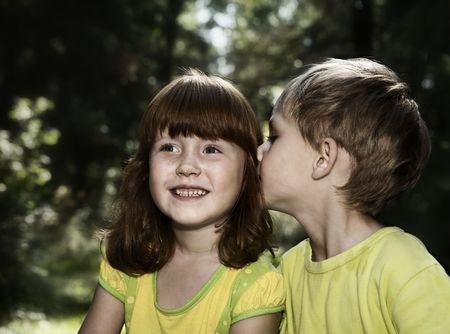 Happy children photo