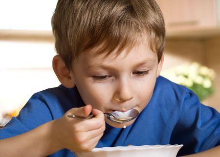 ni�os desayuno: Apetito saludable