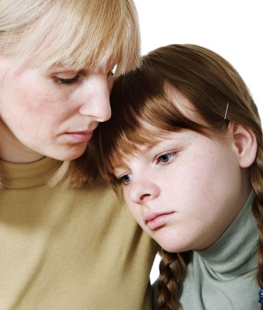 Mother and daughter Stock Photo - 6396364