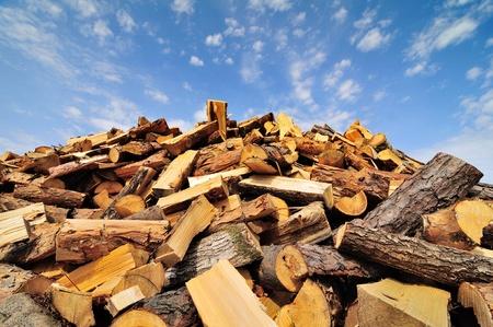 Firewood Stock Photo - 13667409