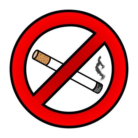 Se�al de no fumar