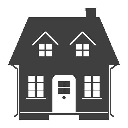House Stock Vector - 13766062