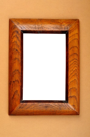 plated: Vintage picture frame