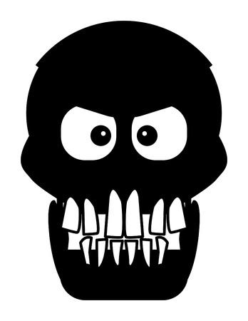 Skull Stock Vector - 14018969