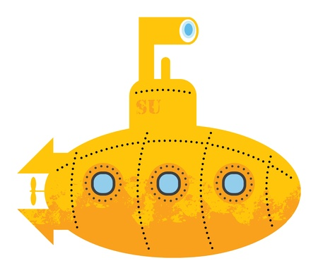 periscope: Yellow submarine