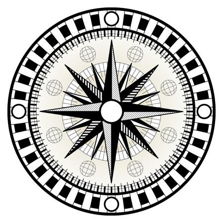 north star: Compass