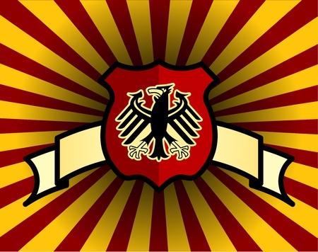 Águila símbolo de