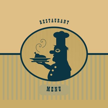 Restaurant menu Stock Vector - 14624969