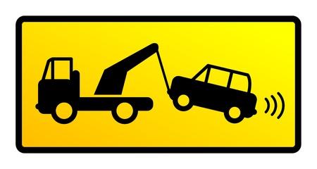 lorries: Traffico segno - divieto di sosta