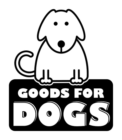 forage: Goods for dogs label