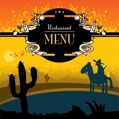 caballo bebe: Men� del restaurante
