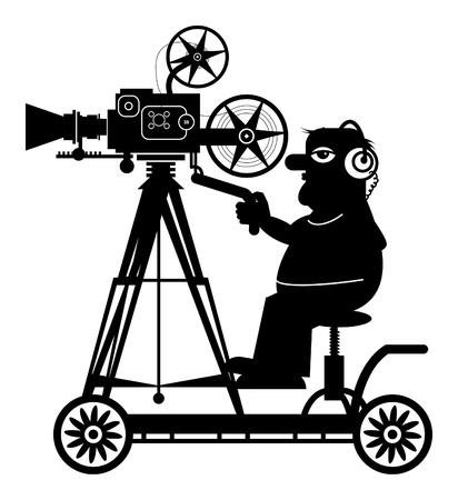 filmmaker: Camera man