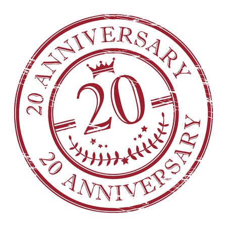 remembered: Stamp 20 anniversary