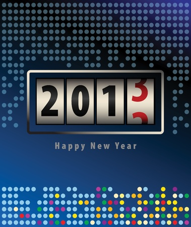 New year background Stock Vector - 15251154