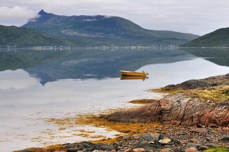 Beautiful landscape of Norway photo