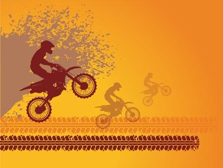 summer tires: Motocross carreras de fondo