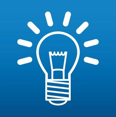 light bulb: Light bulb sign