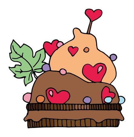 Cupcake Stock Vector - 17457429