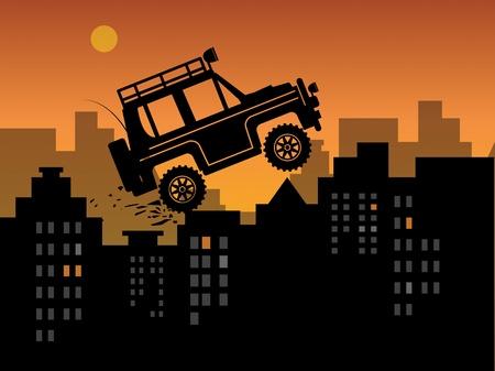 urban jungle: Off-road en la selva urbana