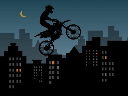 urban jungle: Motocross en la selva urbana