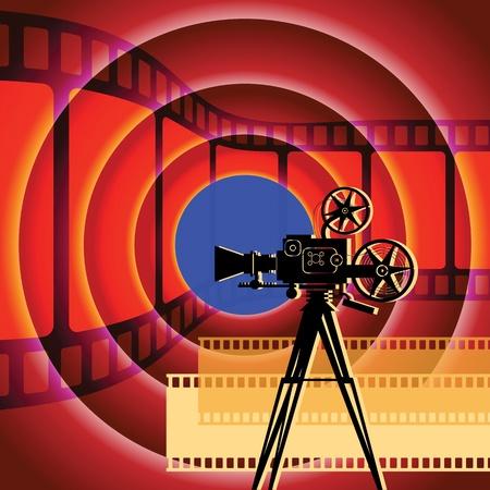 Resumen de antecedentes de cine