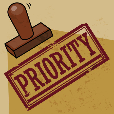 Stamp Priority Vector