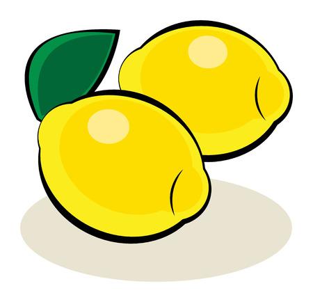 limones: Limones Vectores