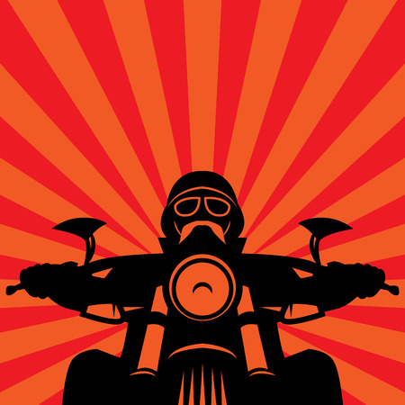 motocycle: Vintage Motorcycle race label