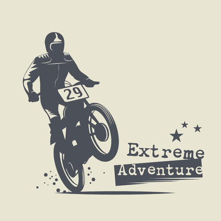 motorsport: Motocross Extreme Adventure background