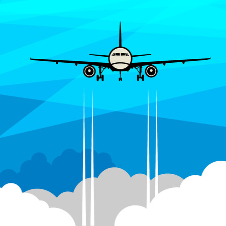 air travel: Travel or Air Cargo abstract