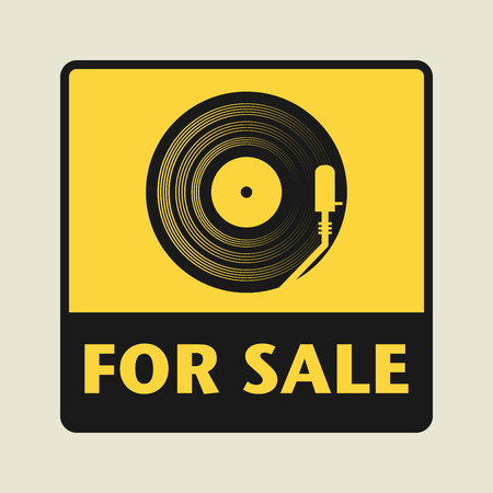 for sale: For Sale icon or sign, vector illustration