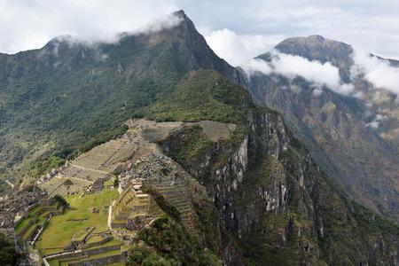 top seven: Machu Picchu, New 7 Wonder of the world