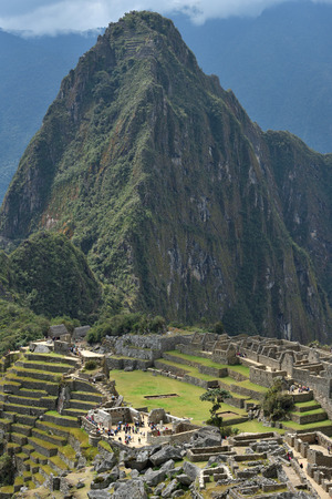 cultural artifacts: Machu Picchu, New 7 Wonder of the world