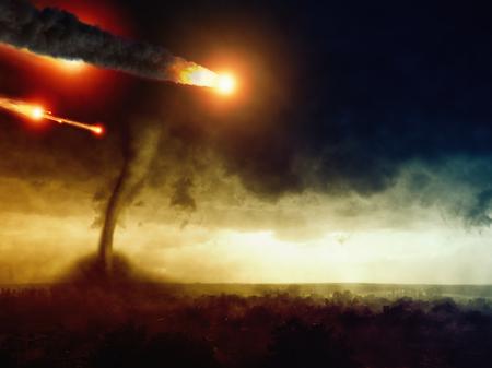 armageddon: Armageddon background