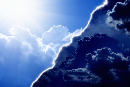 buonanotte: Giorno e notte, la luce e le tenebre, il bene e il male, gli opposti