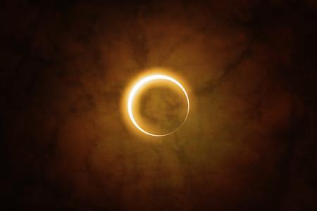 eclipse: Scientific background, astronomical phenomenon - full sun eclipse, total solar eclipse