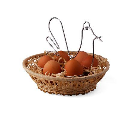 卵と巣に編