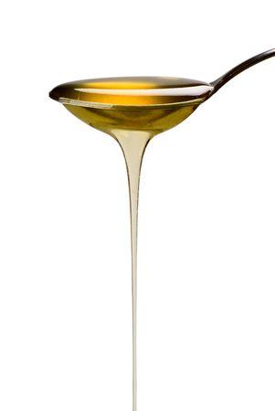 teaspoon: Teaspoon full of honey