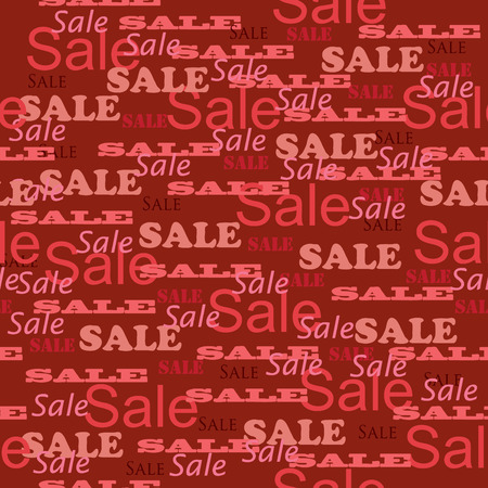 red colors abstract background. sale concept