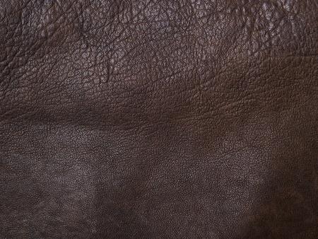 peau cuir: arri�re-plan abstraite de cuir brun naturel